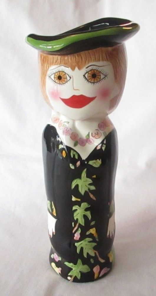 10 Best Lady Vases Images On Pinterest Jars Vase And Vases