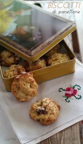 Biscotti di panettone