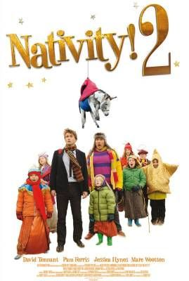 We think Nativity 2: Danger in the Manger is a great holiday movie for the family to see this Christmas and evidently a lot of you did as well. Debbie Issitt's movie starring David Tennant, Marc Wootton, Joanna Page, Jessica Hynes, Ian McNeice, Ben Wilby, Jason Watkins and Ben Wilby was the third most popular box office draw this weeke...