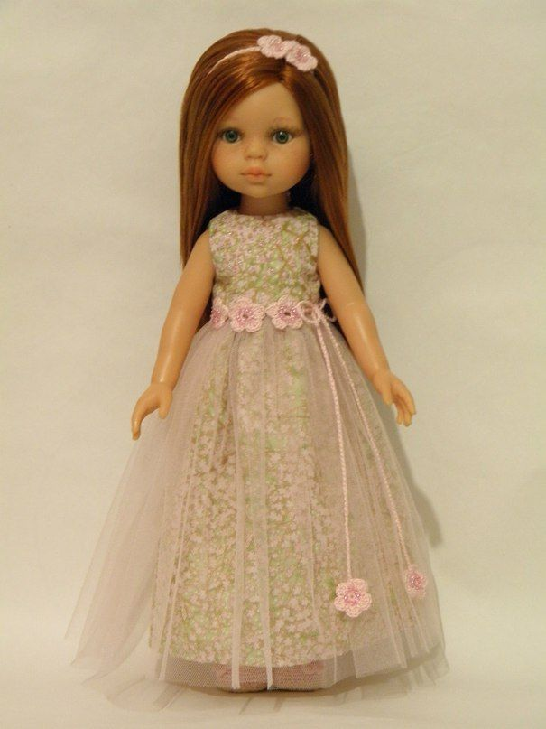 Шьем для кукол Paola Reina | 221 фотография