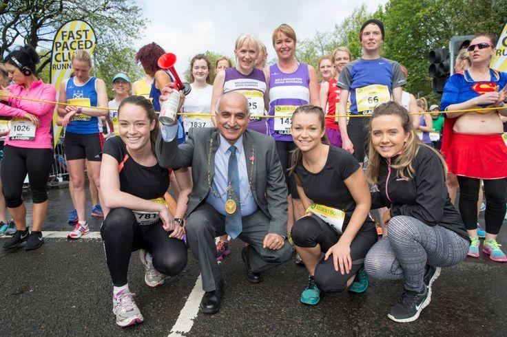 Morrison's Great Women's 10k takes place in Glasgow #Health #Fitness #Inspiration #Running #marathon