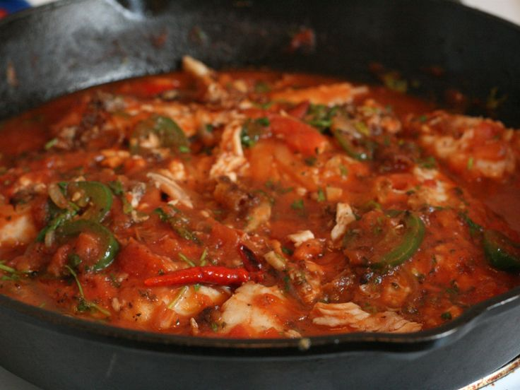 Pescado la veracruzana is one of the most famous seafood for Mexican fish soup recipe