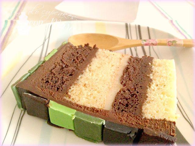 WHITE CHOCOLATE MUD CAKE - BIZCOCHO PERFECTO DE CHOCOLATE BLANCO