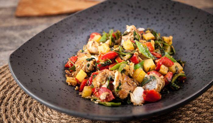 Sweet & Sour Barramundi | Good Chef Bad Chef