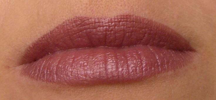 Melissa Lip Colour and Plum Liner