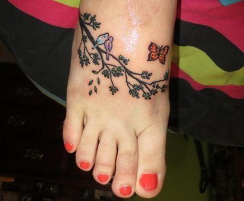 410146d6f Cute animal tattoos for girls ~ Tattooic   Animal Tattoos For Girls   Cute  animal tattoos, Animal tattoos, Tattoos