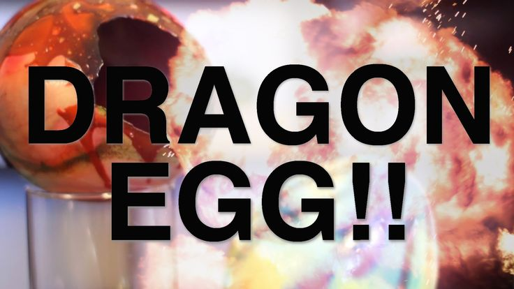 How to Make: Dragon Egg!! After it dries, you can paint it or decorate it with a bit of goo (glue/borax mixture).
