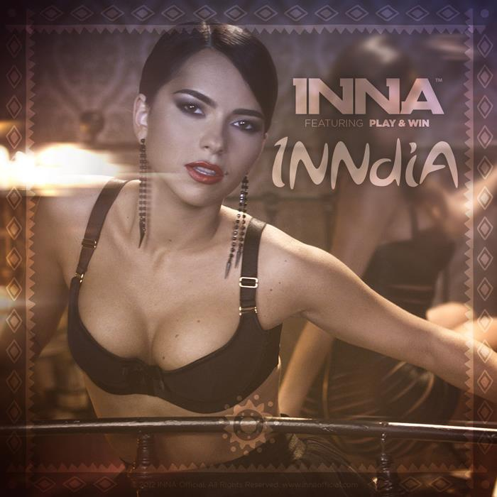 """""""INNdiA"""" is a song by Romanian dance act INNA. The track is the next promotional single taken from her highly-anticipated third studio album that's scheduled to release later this year. The track has the collaboration of Romanian producer Play & Win in the vocals.Inna Forknknif, Inndia Radios, Inndia Feat, Makeupgood Songs, Makeup Good Songs, Inndia Httpradyoxpcomp817, Official Music, Music Videos, Inna Inndia"""