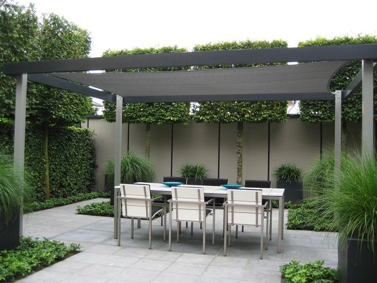 25 beste idee n over kleine tuinen op pinterest kleine tuin ontwerpen hedendaagse tuinen en - Tuin met openlucht design ...