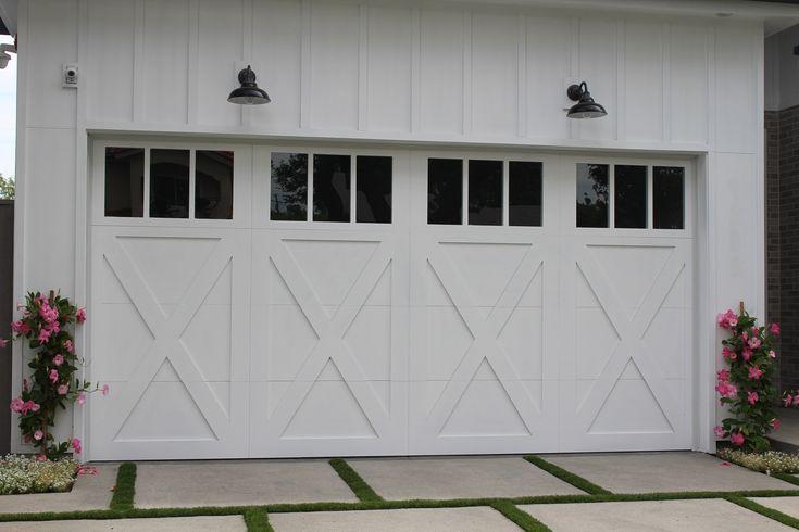Best 25 Garage Door Styles Ideas On Pinterest Garage