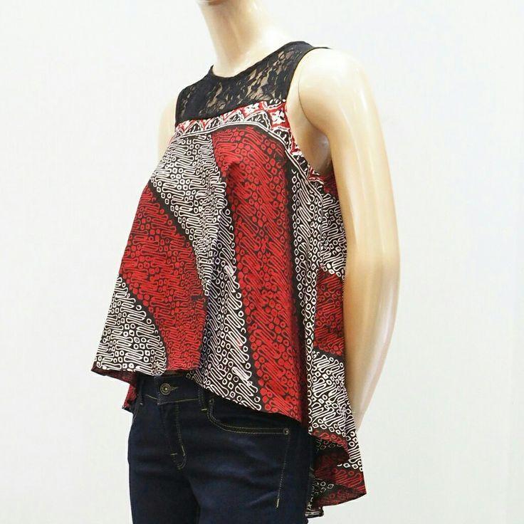 Follow IG @dmodewinkel for Batik & Fashion lover