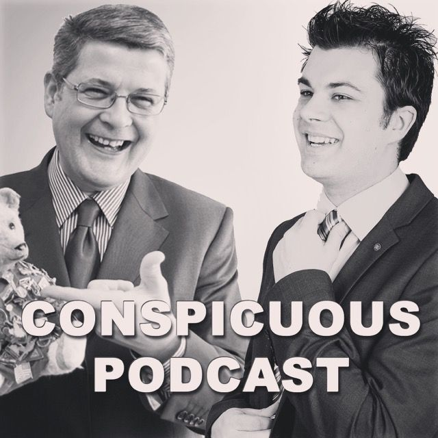 From Our Instagram Account – The ConspicuousCBM podcast now out weekly with our good friend @lilacfilms