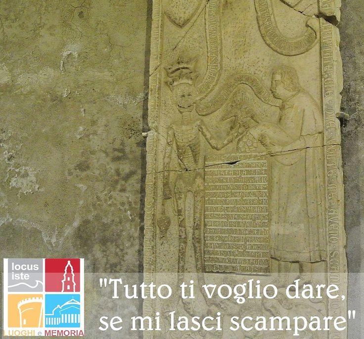 Bassorilievo della morte - Sotterranei Gotici di San Martino
