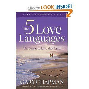 Amazon.com: The 5 Love Languages: The Secret to Love That Lasts (9780802473158): Gary D Chapman: Books