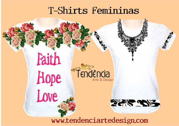 Trend Rose & Black and White