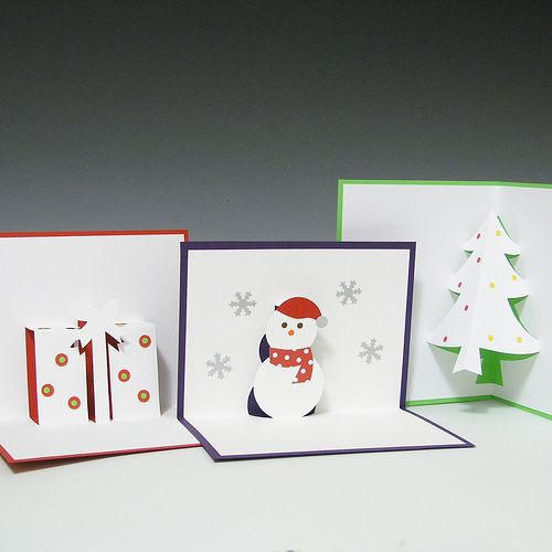 58 best kirigami patterns images on pinterest paper art for Kirigami christmas card