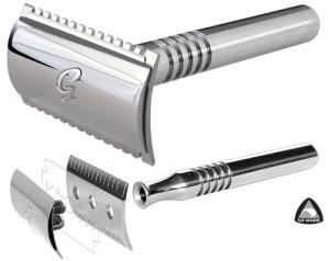 Single Blade Razor - for a VERY close shave #shaving_razor #Single_Blade_Razor #best_shaving_blades #cut_throat_razor