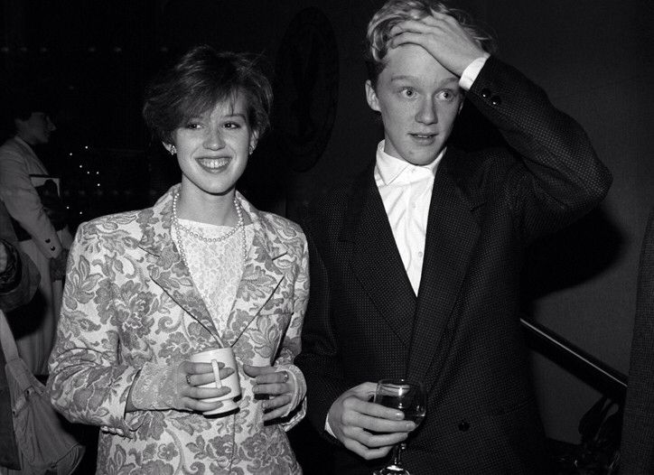 Molly Ringwald and Anthony Michael Hall | 80s obsession ...