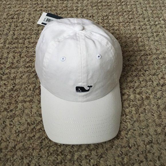 "White Vineyard Vines hat Vineyard Vines hat in ""white cap"". Brand new with tags. Vineyard Vines Accessories Hats"