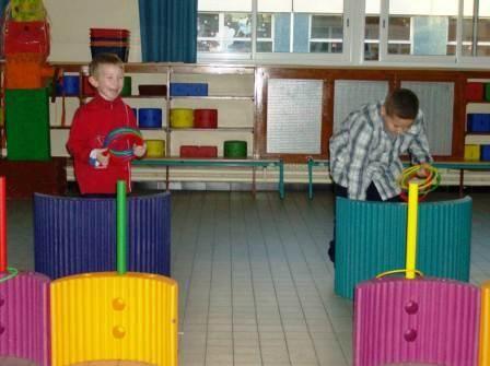 Ecole CAMUS Maternelle Wattrelos - Les champions du lancer chez les grands.                                                                                                                                                                                 Plus