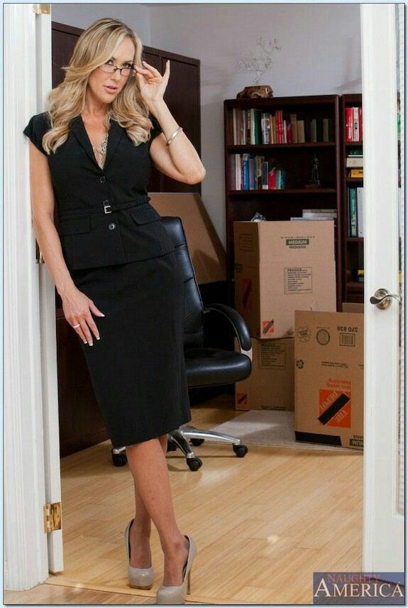 Sexy pussy office olive mature pornstar used