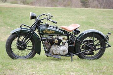 1929 Indian 101 Scout, I want one of these