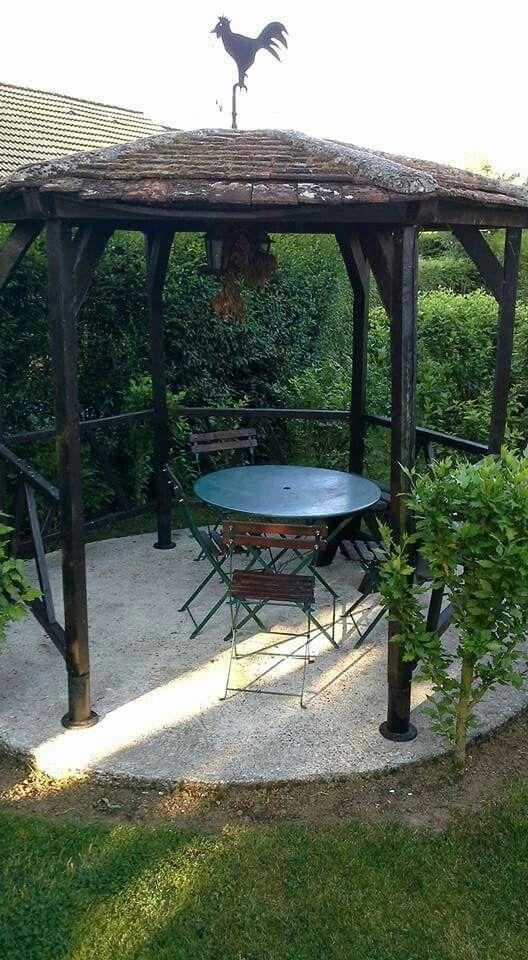 les 39 meilleures images du tableau kiosque de jardin sur. Black Bedroom Furniture Sets. Home Design Ideas