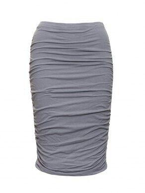 Metalicus knotted skirt Summer Nov 2013