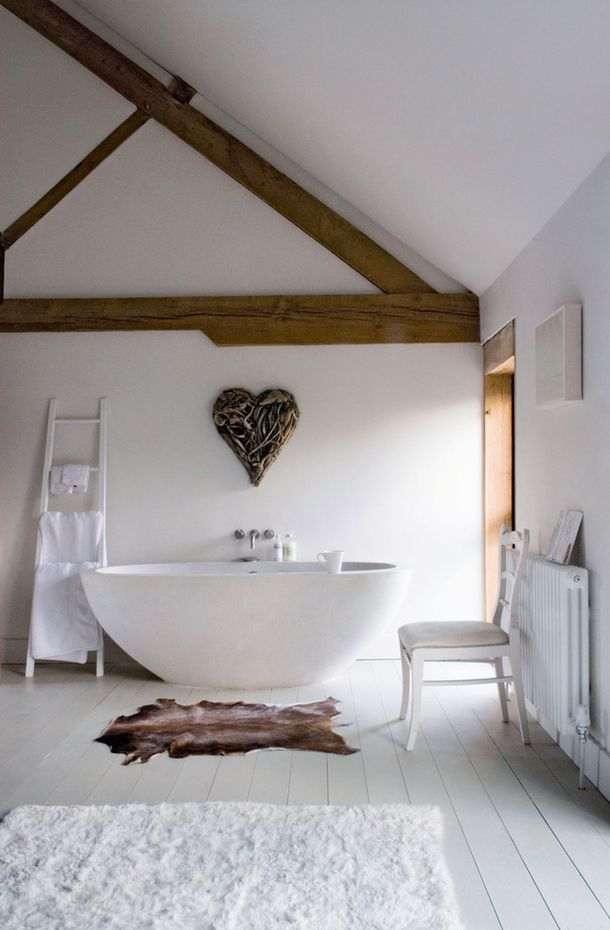 romantic and rustic