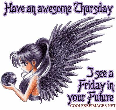 happy thursday quotes | Happy Thursday Myspace Orkut Graphics Glitters Styles