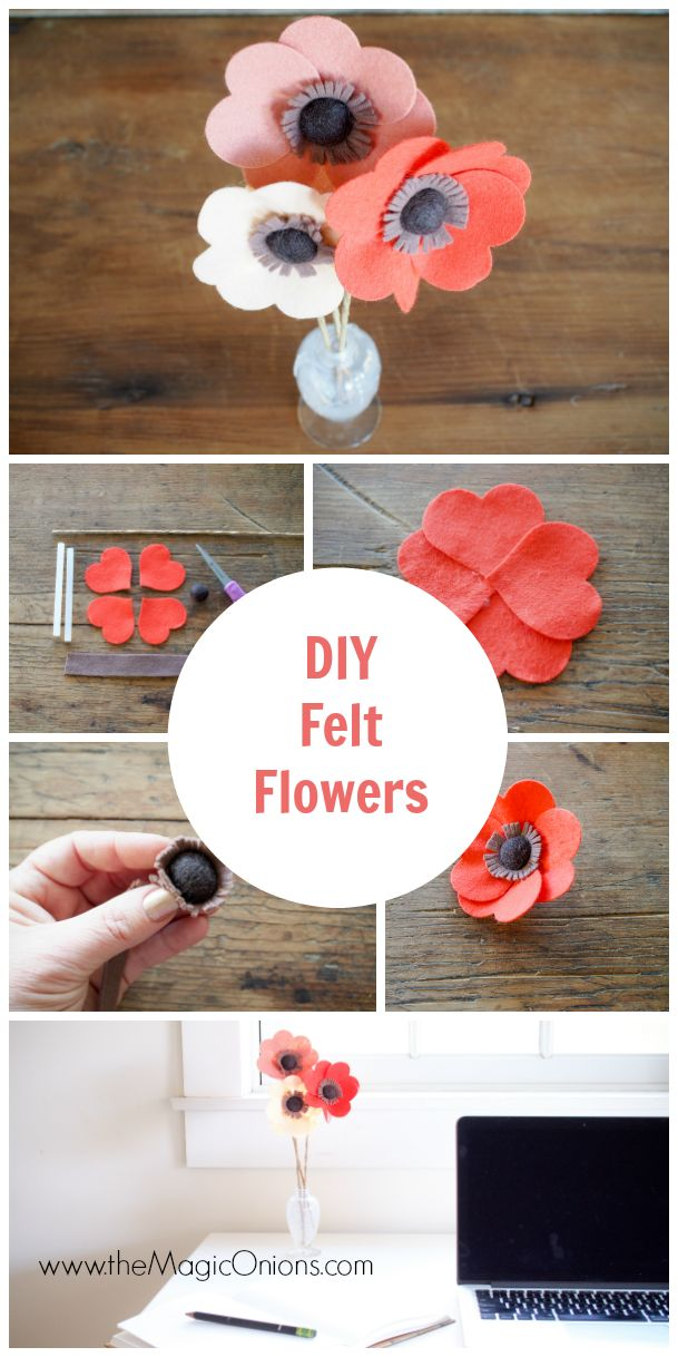 1000 ideas about felt flowers patterns on pinterest for Diy felt flower mobile
