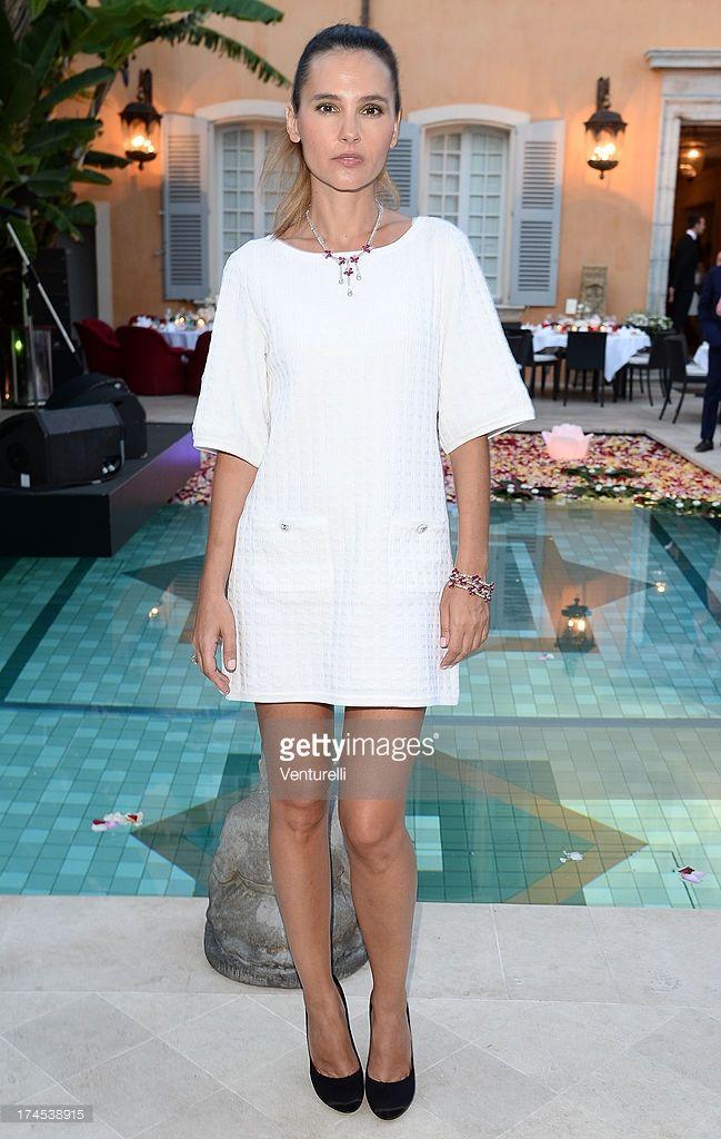 Photo d'actualité : Virginie Ledoyen attends Official Opening...