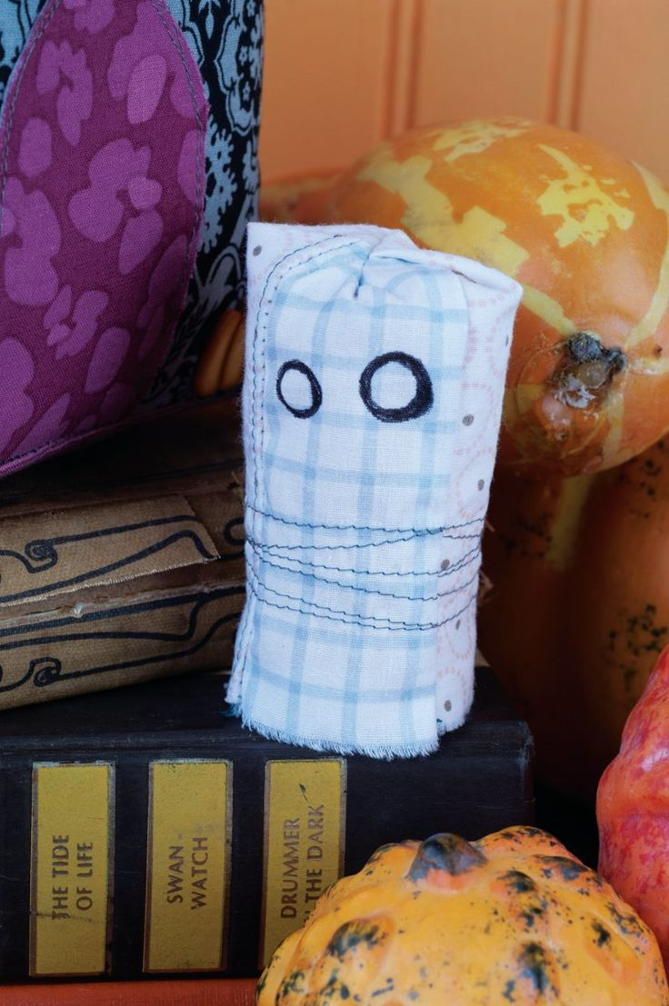 Little Haunted House: Ghost how-to by Jen Osborn