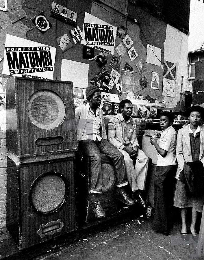 vintage Sound System