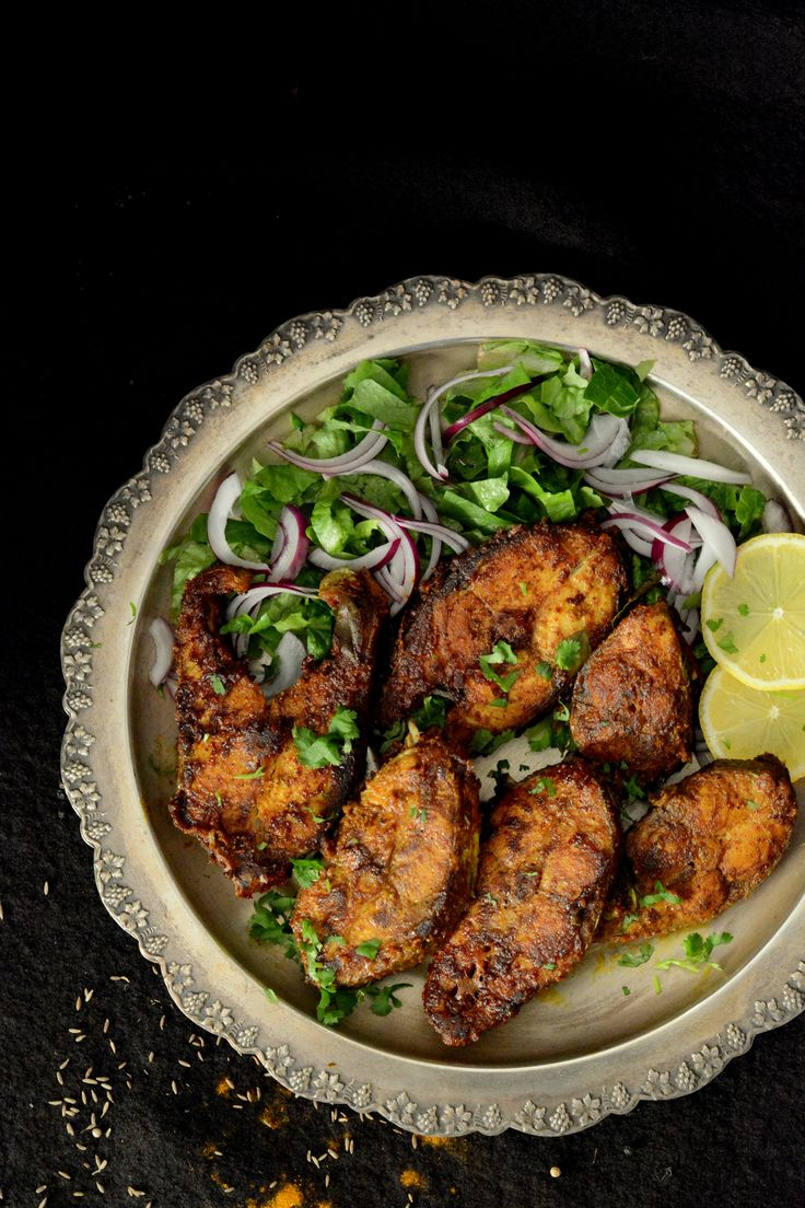 East indian fish fry let 39 s make for Fish fry recipe indian