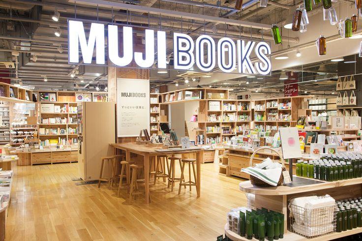 MUJI Yurakucho open after renovation | MUJI