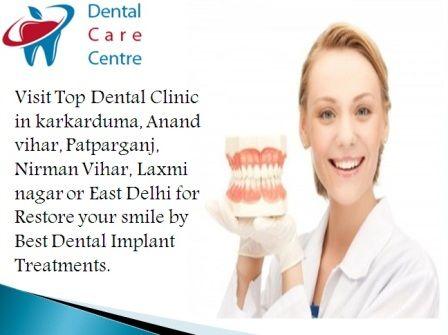 Dentist in Anand Vihar http://dentaltreatmentdelhi.in/