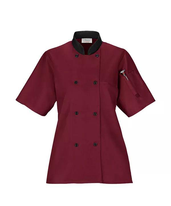 Women's Lightweight Chef Coat