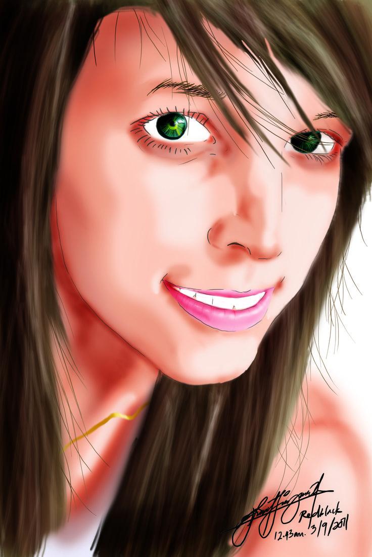 Potret Digital Drawing 2011