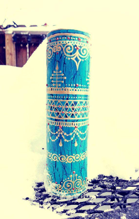 Mehndi Candles Facebook : Best images about velas on pinterest