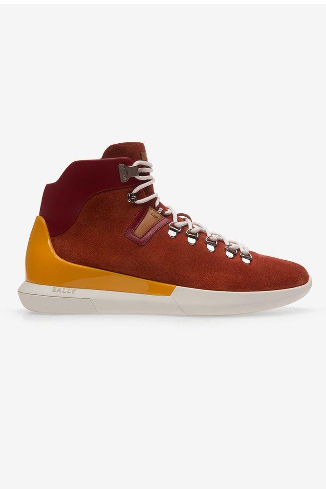 the best sneakers for this season 1. lanvin ($601) 2. dior homme ($503) 3. trussardi ($.402) 4. konkho ($213) 5. bally ($601) las mejores zapatillas caña alta para esta temporada