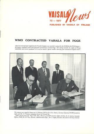 Vaisala News 73