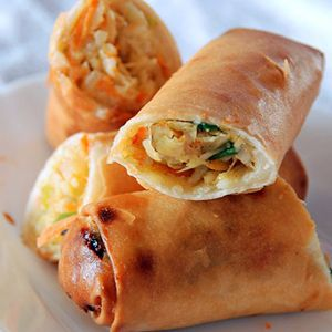 Vegetable Spring Rolls, Chinese Vegetable Spring Rolls, Chinese Recipe
