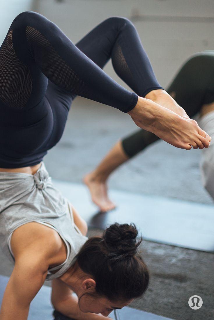 Yoga inspiration Pinterest - gabzdematos