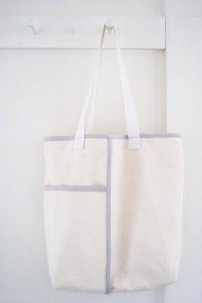 Wrap Pocket Tote | Purl Soho - Create