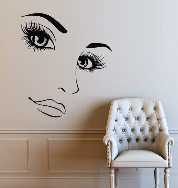 17 mejores ideas sobre decoraci n de sal n de belleza en for Ideas para decorar paredes de salon