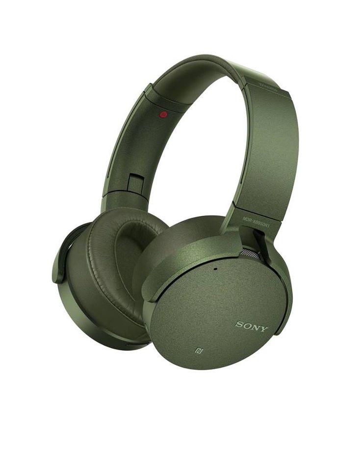 SŁUCHAWKI XB950N1 EXTRA BASS z systemem eliminacji hałasu