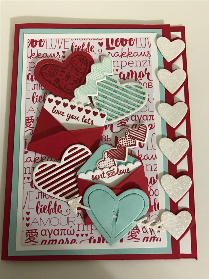 17 best images about cards valentine on pinterest for Valentine notes for her