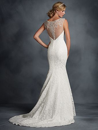 Alfred Angelo Bridal Style 2524 from Alfred Angelo's Bridal Collections and Wedding Styles