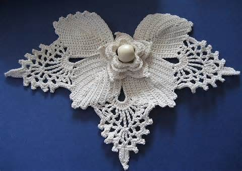 irish crochet motifs - Yahoo! Image Search Results